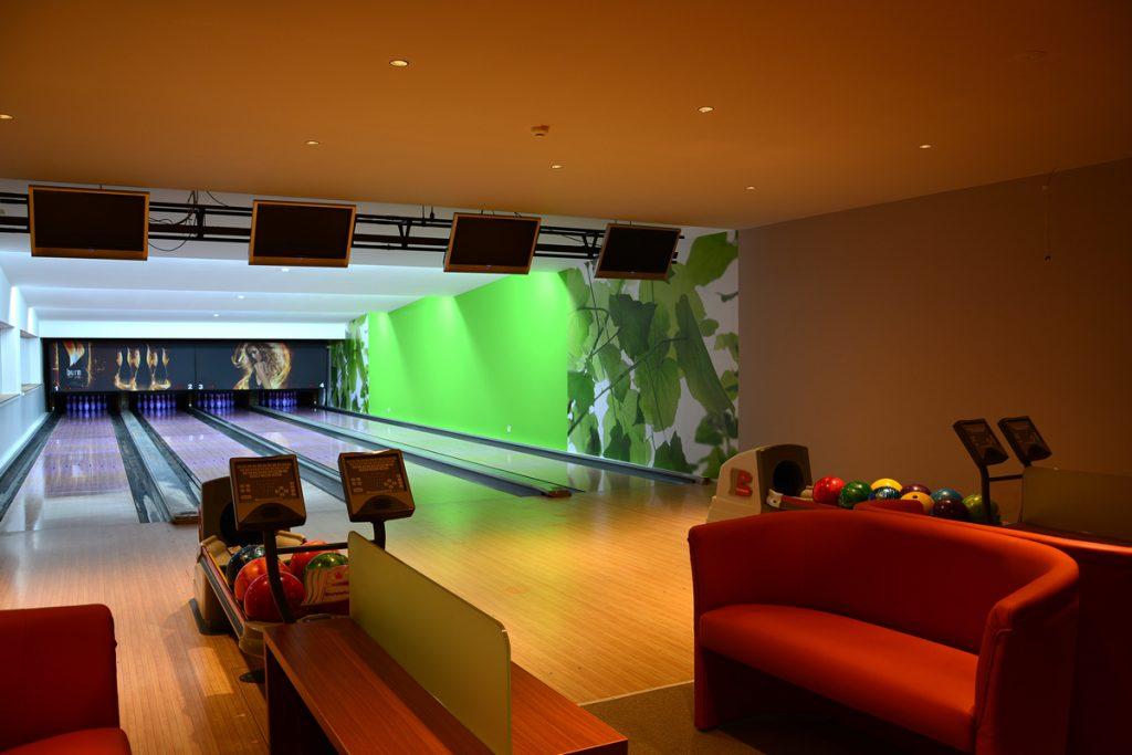 Hotel Dolenj'c Bowling