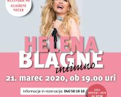 KULINARICNO GLASBENI VECER Helena Blagne